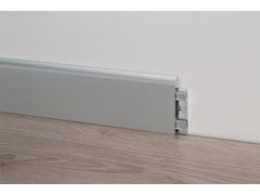 PROFILPAS, METAL LINE 92 E 93 Battiscopa in alluminio