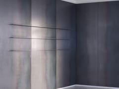 Isomi, METAL WALL PANEL Pannelli murali in acciaio laminato