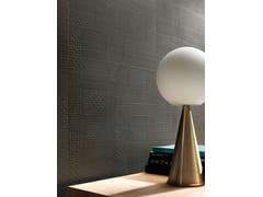 Rivestimento in ceramica a pasta bianca effetto metalloMETALINE WALL IRON - IMPRONTA CERAMICHE BY ITALGRANITI GROUP