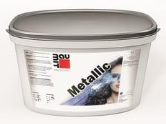 Baumit, METALLIC Pittura decorativa ad effetto metallizzato
