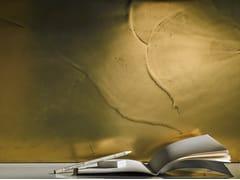 Rivestimento decorativo per interni con polveri metallicheMETALLO_FUSO - NOVACOLOR