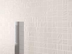 CERAMICA SANT'AGOSTINO, METROMOSAIC Mosaico in ceramica a pasta bianca