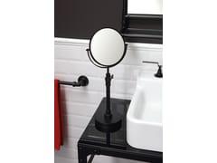 Specchio ingranditore da appoggioINDUSTRIALIS | Specchio ingranditore - BLEU PROVENCE