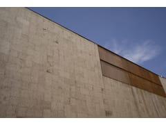 Lastra fibrorinforzata per pareti esterneMGO BOARD - AKIFIX