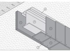 Protezione strutturale per trave in acciaio MGO FIRE PLUS® R39 - MGO FIRE