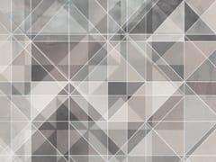 Carta da parati geometricaMIAMI - TECNOGRAFICA
