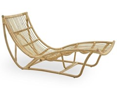 Dormeuse in rattanMICHELANGELO DAYBED - SIKA-DESIGN
