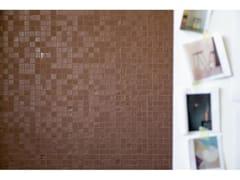 Mosaico in vetroMICRO 30 | Mattone - NEROSICILIA GROUP
