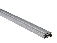 Profilo per illuminazione lineare in alluminio per moduli LEDMICRO - ADHARA