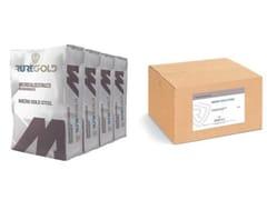 MicrocalcestruzzoMICRO GOLD STEEL - RUREGOLD