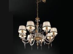 Lampadario con cristalli Swarovski® MIDHA L8 - Midha