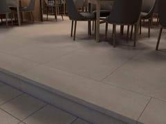 Pavimento in gres porcellanato effetto pietraMILÁN ARENA - EXAGRES