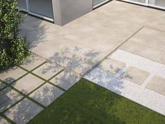Pavimento per esterni in gres porcellanato effetto pietraMILANO CITY | Pavimento per esterni - PASTORELLI