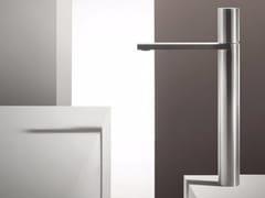 Miscelatore per lavabo da piano monocomando in acciaio inox MILANO - 3006 - Milano