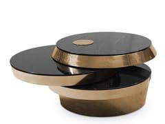 Tavolino rotondo da salottoMILLER | Tavolino da caffè - DELIGHTFULL