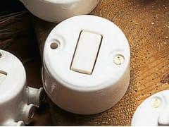 Cassetta per impianto elettrico in ceramicaMIMOSA   Cassetta per impianto elettrico in ceramica - ALDO BERNARDI