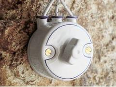 Interruttore in ceramicaMIMOSA | Interruttore - ALDO BERNARDI