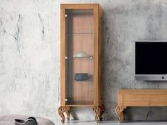 Vetrina in legno e vetro MINIMAL BAROQUE | Vetrina - Minimal Baroque