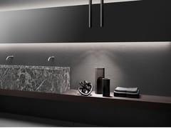 Piano lavabo in legnoMINIMUM | Piano lavabo - FALPER
