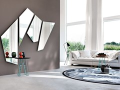 Specchio in vetro da pareteMIRAGE | Specchio - FIAM ITALIA