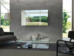 Specchio rettangolare da pareteMIRAGE TV - FIAM ITALIA
