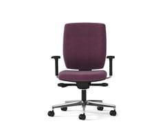 Sedia ufficio girevole a 5 razzeMIRAI 24 | Sedia ufficio - ARTE & D