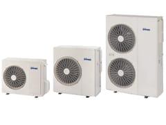 Pompa di calore monoblocco per riscaldamento/raffrescamentoMIRAI SMI 4.0 - EMMETI