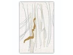 Tappeto fatto a mano rettangolare in seta di bambooMIRO - GIORGETTI