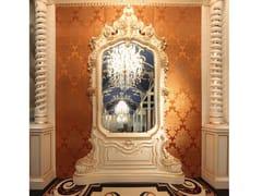 Specchio da terra in legno con corniceMIRROR - ARNABOLDI INTERIORS