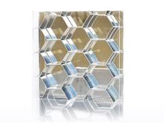 Pannello prefabbricato in materiale compositoMIRROR COLLECTION™ - BENCORE®