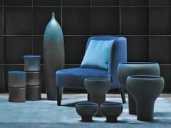 Vaso in ceramicaMISTER BLUE - ADRIANI E ROSSI EDIZIONI