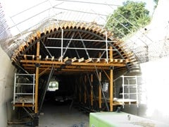 Carro per gallerie a cielo apertoMK - ULMA CONSTRUCTION