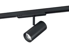Illuminazione a binario a LED in alluminioML 220V - BUZZI & BUZZI