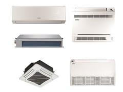 Climatizzatore multi-split a pompa di caloreMLG | Climatizzatore multi-split - AERMEC