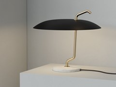 LAMPADA DA TAVOLO A LED IN ALLUMINIOMODEL 537 - ASTEP APS
