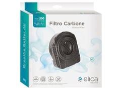 Filtro carbone usa e gettaMODELLO 200 - ELICA