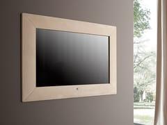 Specchio rettangolare da parete con corniceMODERN - CHAARME LETTI