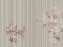 Carta da parati con motivi florealiMODERN GARDEN - TECNOGRAFICA