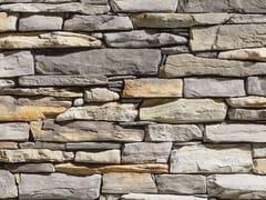 Rivestimento di facciata in pietra ricostruitaMODERNO P78 - GEOPIETRA®