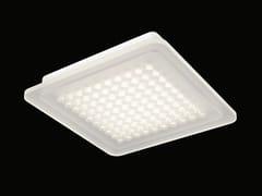 Lampada da soffitto a LED a luce diretta MODUL Q 100 SURFACE - MODUL Q