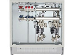 Moduli di distribuzione per impianti a bassa temperaturaMODULAR FIRSTBOX bassa temperatura - EMMETI