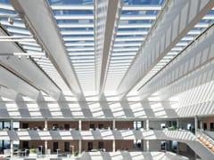 Velux, MODULAR SKYLIGHTS Finestra da tetto in acciaio e vetro