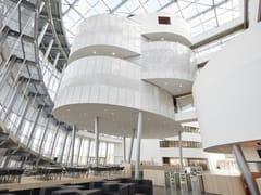 Pareti divisorie per ufficio e strutture pubblicheMODULAR WALLS - AVC GEMINO