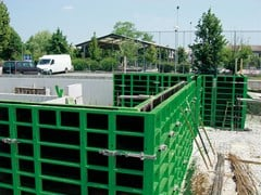 Sistema di casseratura per paretiMODULO 2700 S100 H1350 - FARESIN FORMWORK
