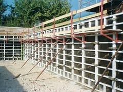 Sistema di casseratura per paretiMODULO 3000AL S100 H3000 - FARESIN FORMWORK
