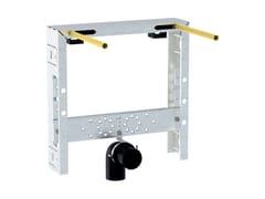 Modulo di installazione per lavabo a pianaleMODULO COMBIFIX PER LAVABO PIANALE - GEBERIT ITALIA