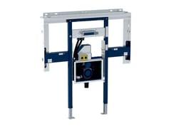 Modulo di installazione per lavabo e rubinetti ONEMODULO DUOFIX PER LAVABO E RUBINETTERIA ONE - ALTEZZA TOTALE - GEBERIT ITALIA