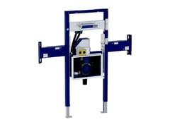 Modulo di installazione per lavabo e rubinetti ONEMODULO DUOFIX PER LAVABO E RUBINETTERIA ONE - ALTEZZA PARZIALE - GEBERIT ITALIA
