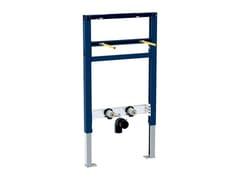 Modulo di installazione per lavabo a pianaleMODULO DUOFIX PER LAVABO PIANALE 82 - 98 - GEBERIT ITALIA