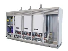 Generatore termico schienato in armadio tecnicoMODULO XL TOP SCHIENATO - ATAG ITALIA